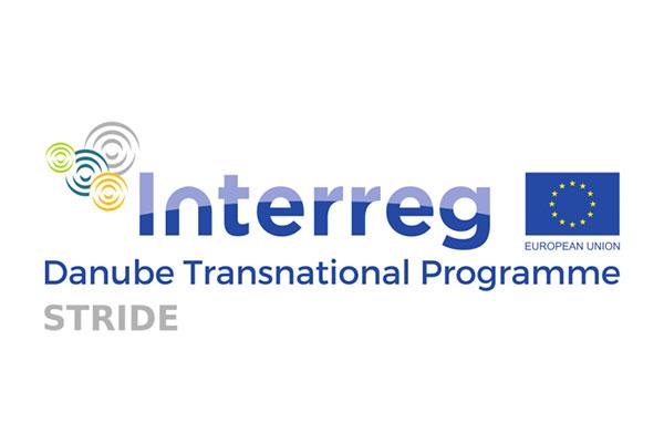 """STRIDE """"Подобрено енергийно планиране чрез интегриране на концепции за интелигентни мрежи в Дунавския регион"""""""